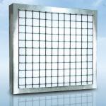 ФВП-п: фильтр воздушный панельный грубой и тонкой очистки с фильтровальным материалом из полиэстера